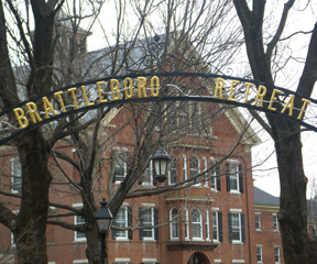 Brattleboro Retreat Psychiatric Hospital. Creative Commons photo/Flickr user pag2525
