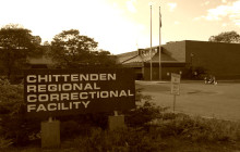 Chittenden Regional Correctional Facility, Burlington. Photo by Anne Galloway