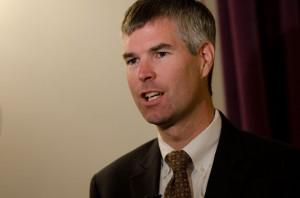 Rep. Mark Larson. VTD/Josh Larkin