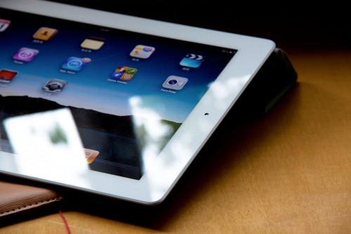 Apple iPad. Photo by Leon Lee