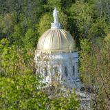 The Vermont Statehouse. VTD/Josh Larkin
