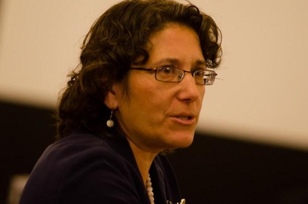 Agency of Natural Resources Secretary Deb Markowitz. VTD/Josh Larkin