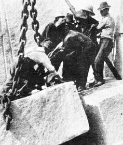 Barre Granite Workers.
