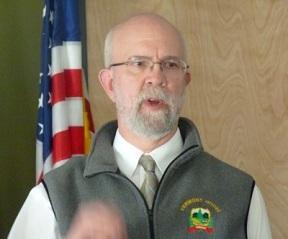 Rep. Bill Lippert, D-Hinesburg