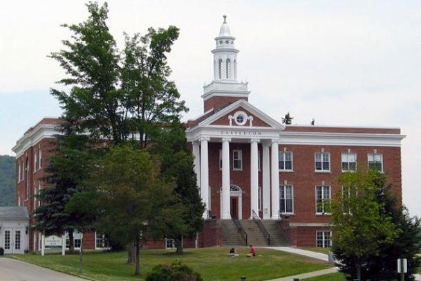 College Hall, Vermont College of Fine Arts