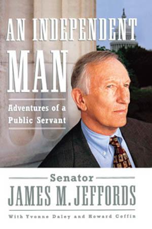 Sen. James Jeffords memoir. Simon & Schuster (2003)