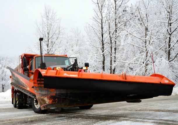 VTrans snowplow