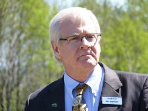 Bill Stenger is an owner of Q Burke Mountain Resort.