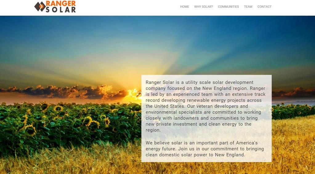 Ranger solar