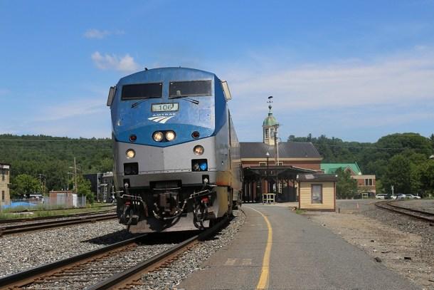 Amtrak Vermonter