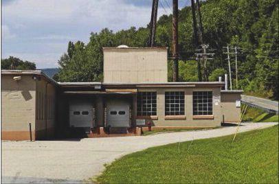 Former Warren Wire plant, Pownal