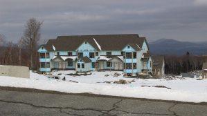 Jay Peak, Stateside Townhouses