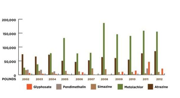Top 5 Herbicides