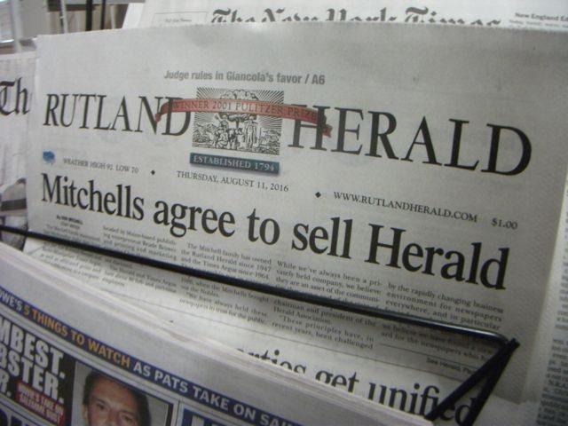 Rutland Herald