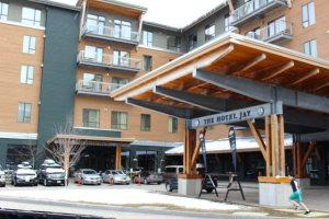 Jay Peak, Hotel Jay
