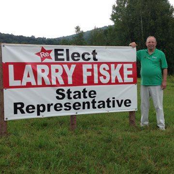 LARRY G. FISKE