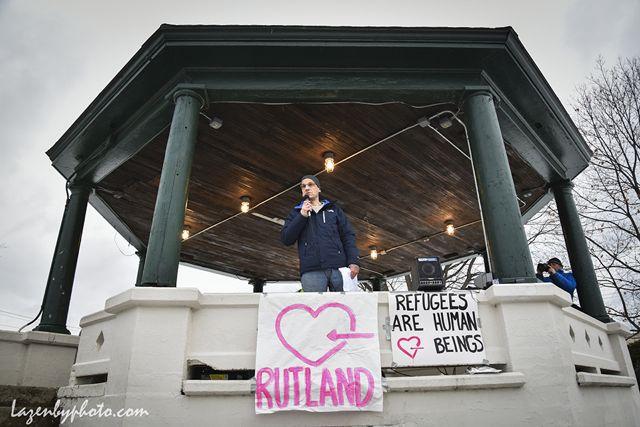 Rutland, Chris Louras