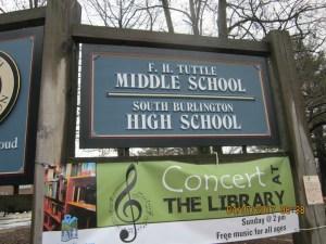 South Burlington Middle & High Schools