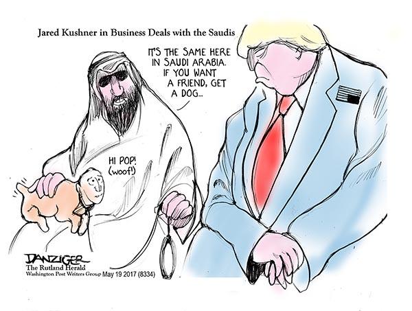 Danziger: Saudi deals
