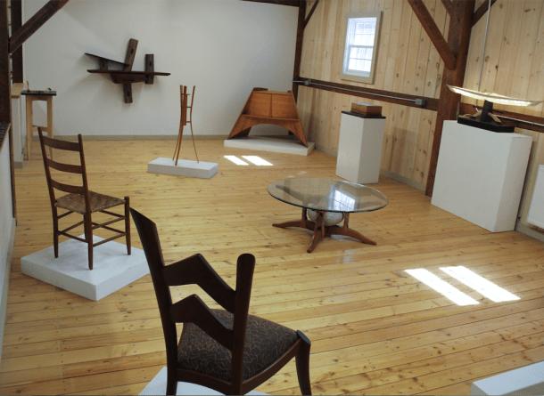 Vermont Woodworking School