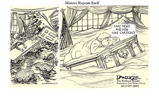 Danziger: History Repeats Itself