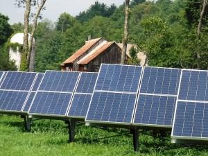 Chester solar farm