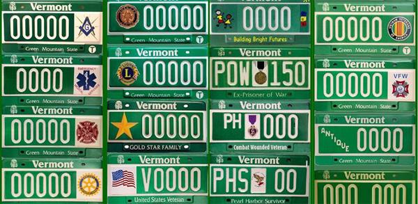 License plate debate causes concern, confusion - VTDigger
