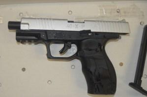 Umarex 40XP BB pistol.