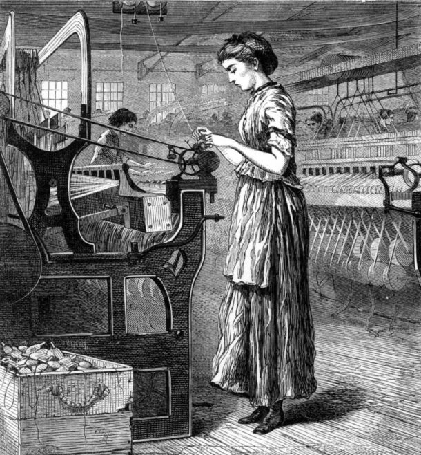 Then Again From Farm To Factory Young Vermont Women Were Pioneers Of Paid Labor Vtdigger