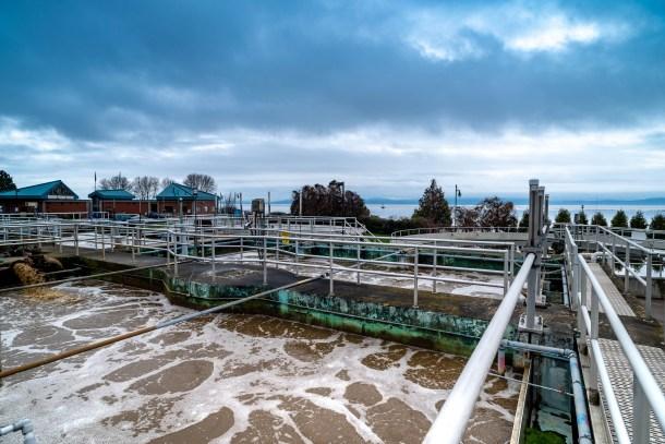 Burlington Wastewater Treatment Facility