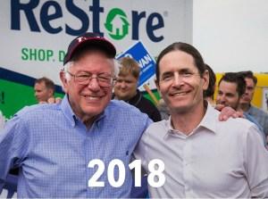 Bernie Sanders, David Zuckerman
