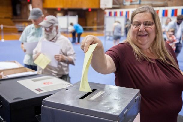 Barre City voters