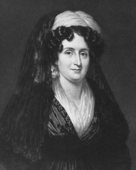 Emma Willard portrait