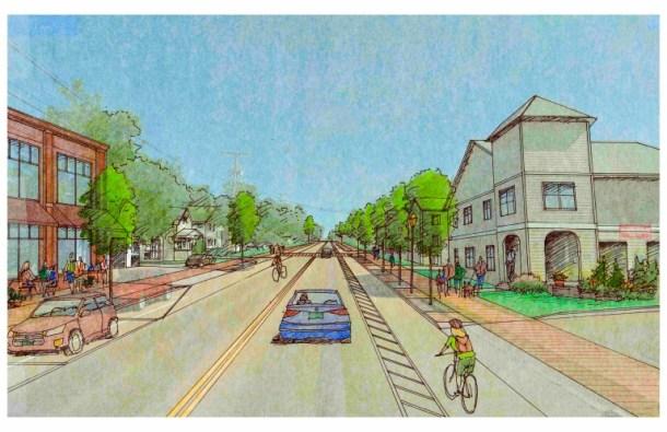 Winooski Main Street project