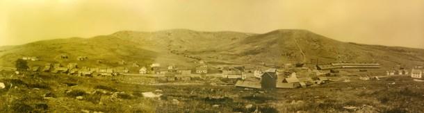Ely Mine panorama