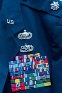 Jeff Rector's uniform