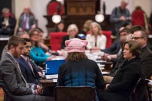 Abortion bill hearing