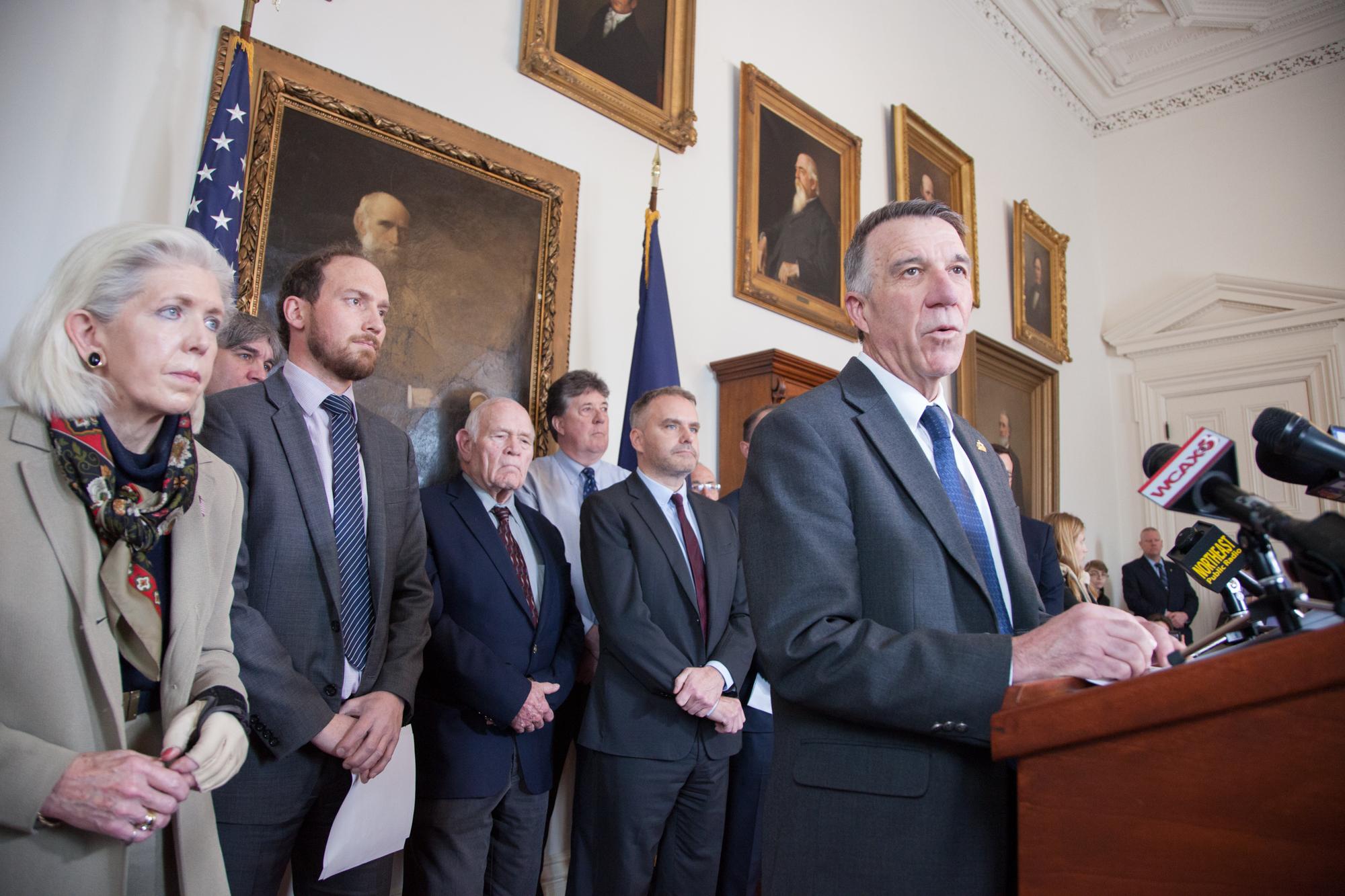 Scott vetoes medical monitoring bill, but sees pro-industry path forward