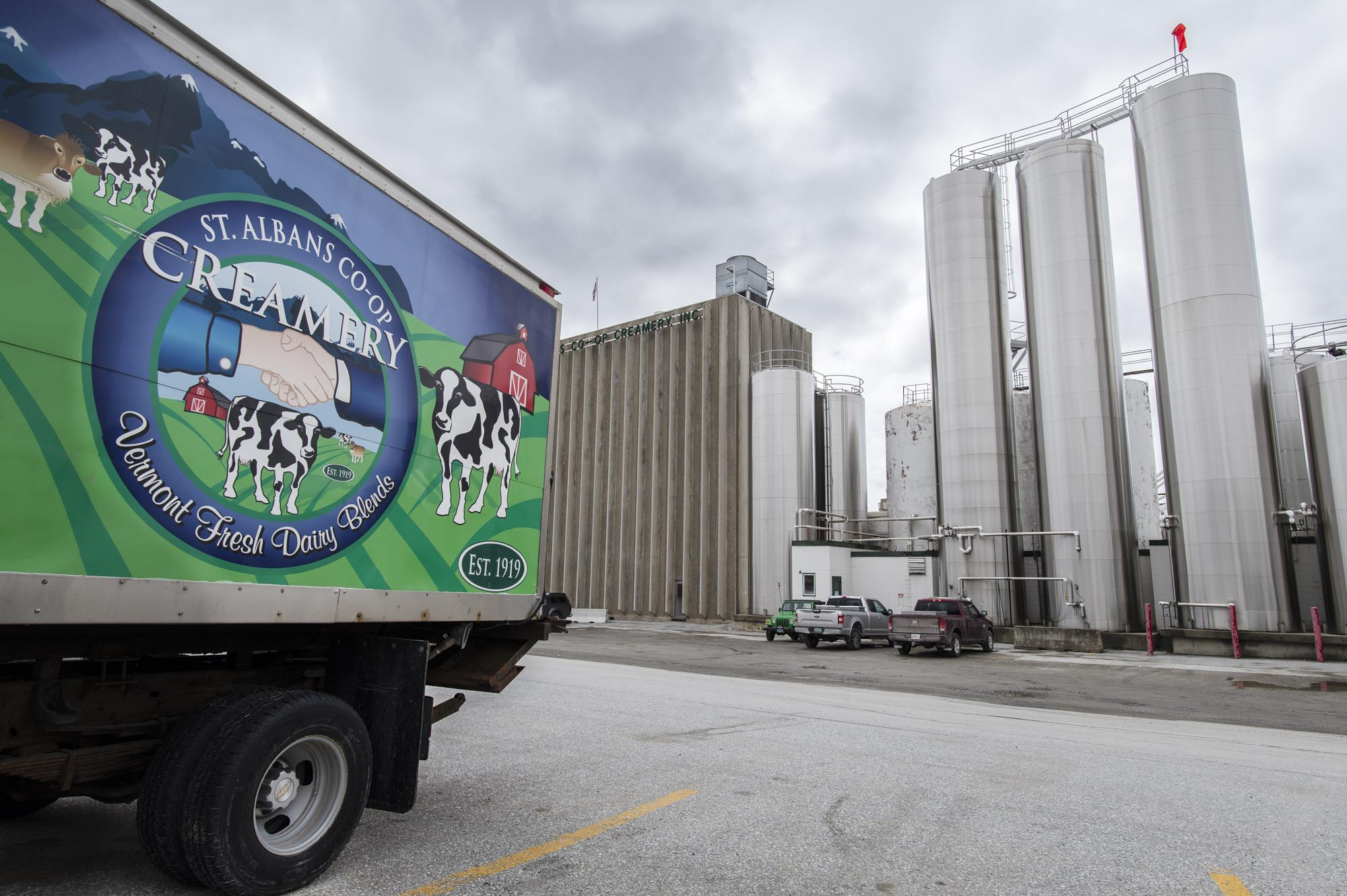 St. Albans Co-op Merger Said To Have No Impact On Dairy
