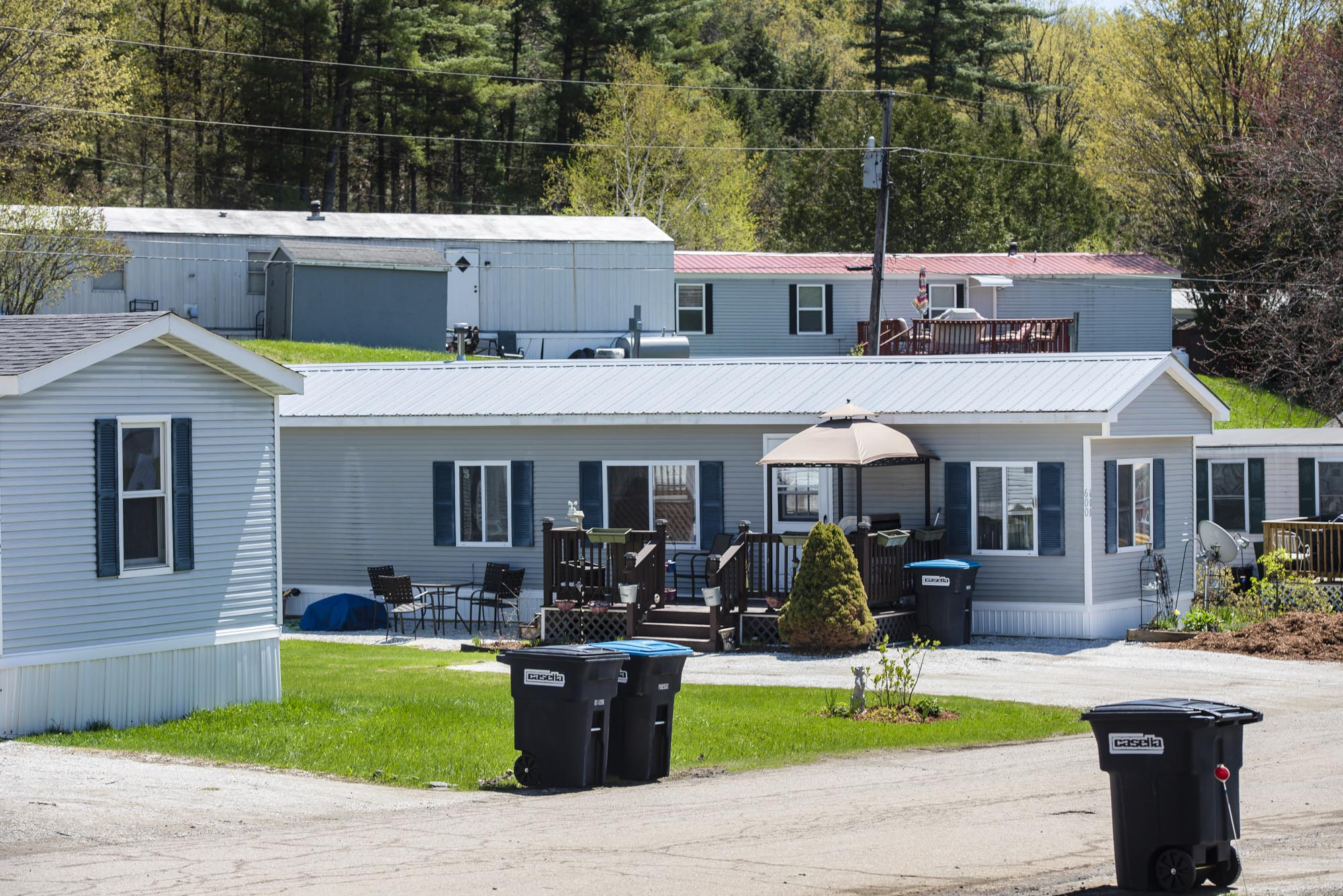 Four Vermont Mobile Home Parks Convert To Become Resident