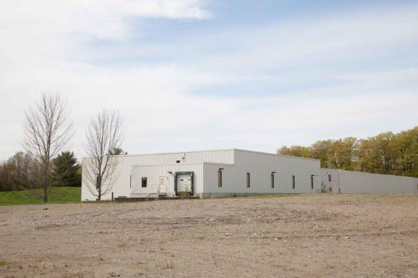 Industrial building on Bogner Drive