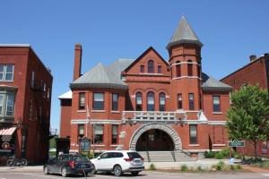 St. Albans City Hall