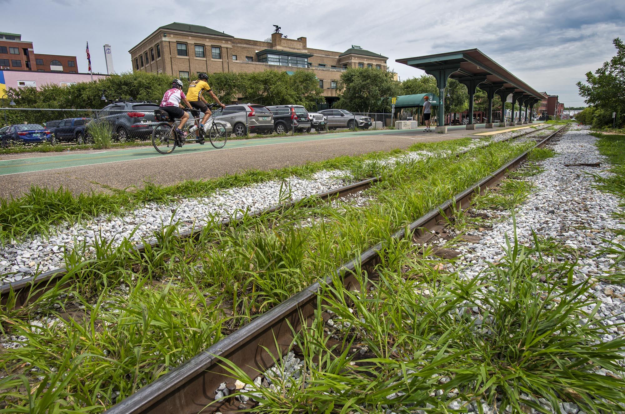 Brookfield to purchase Burlington area rail line - VTDigger