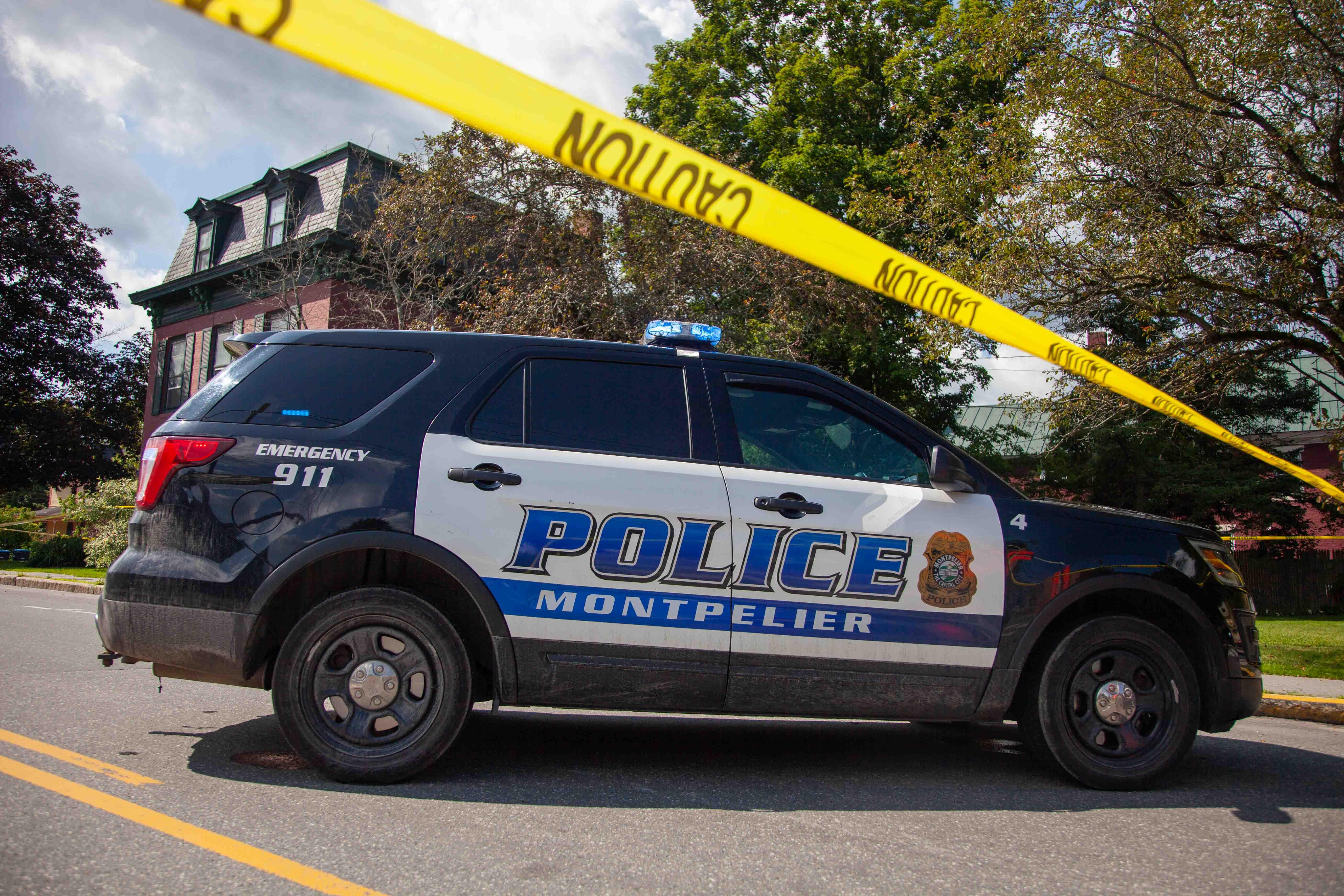 Police Issue VT Police Taser