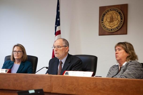 public utility commission members