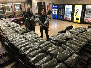 NYPD hemp bust