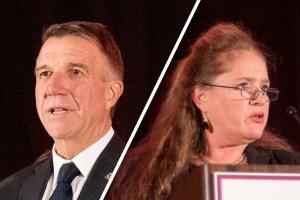 Phil Scott and Deb Billado