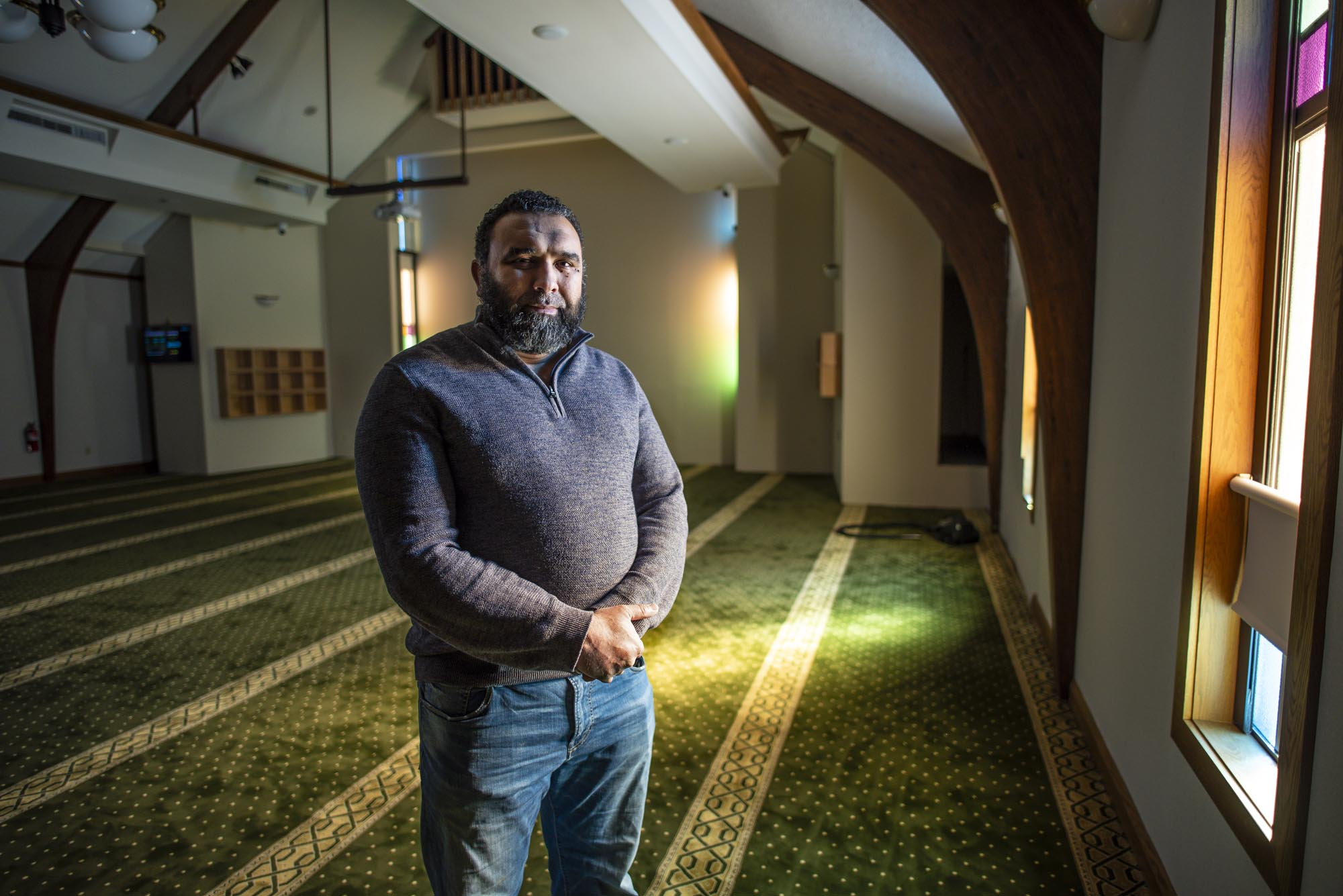 Islamic Society's new South Burlington building to open in March