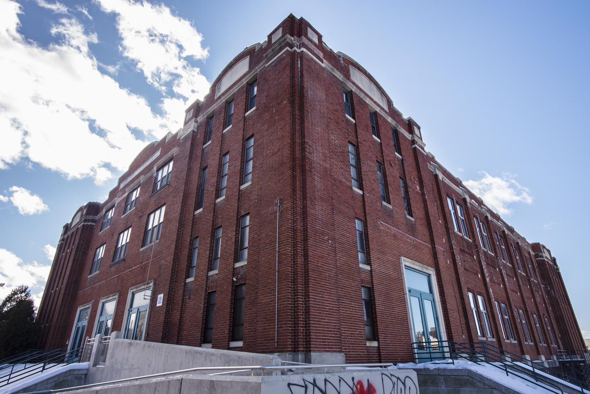 Memorial Auditorium renovation plans on hold until pandemic subsides