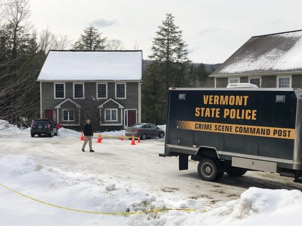Cambridge homicide